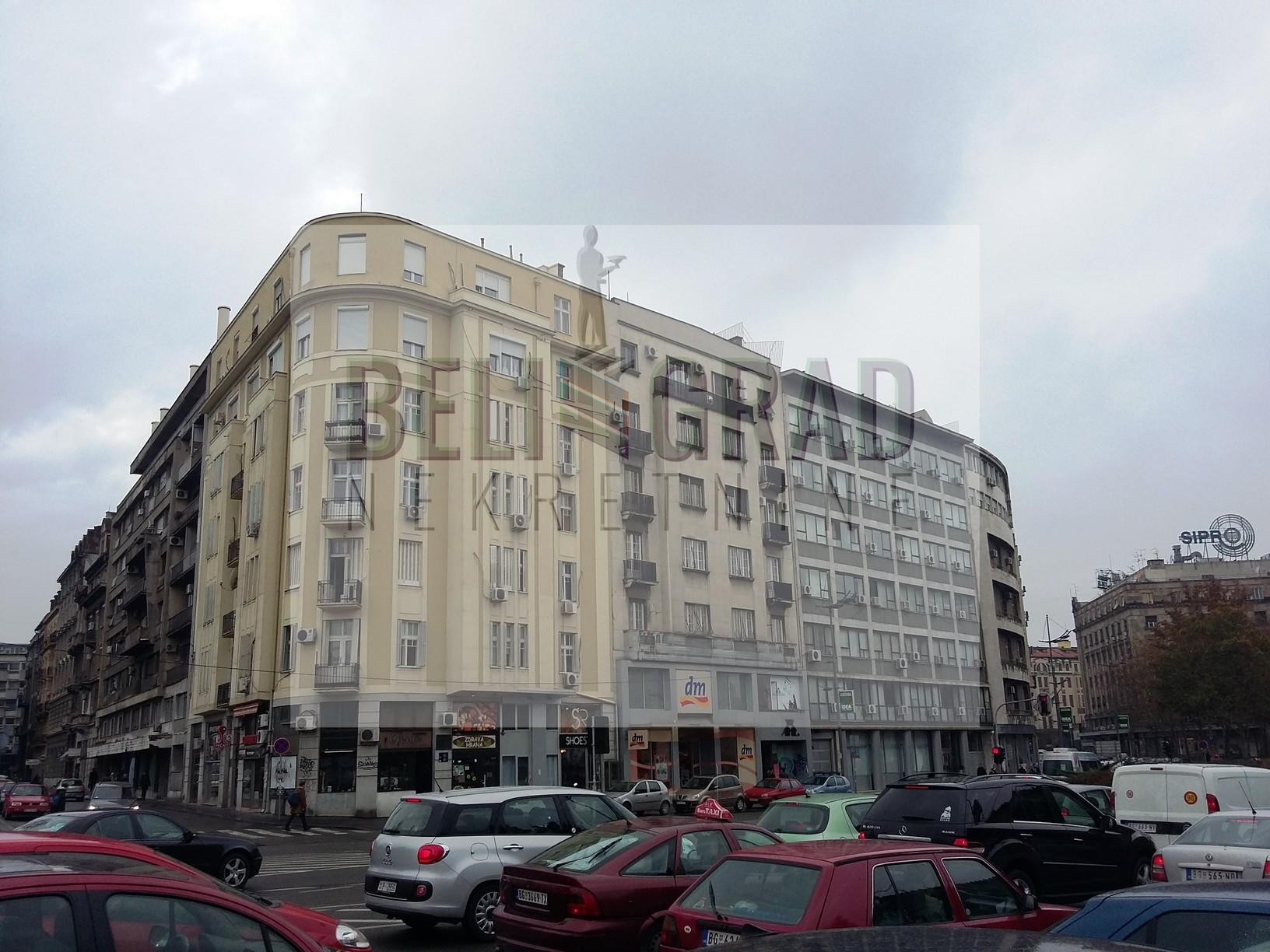 Poslovni prostor , Beograd (grad) , Prodaja | Trg Nikole Pašića